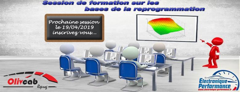 Formation Reprogrammation