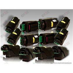 Pack connecteurs calculateurs (12)