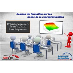Session formation reprogrammation 10/02/2020