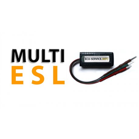 Emulateur universel Multi ESL