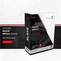 Logiciel Flex Nexus MPC5xxx Master