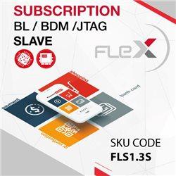 Abonnement Flex Boot - BDM - JTAG Slave